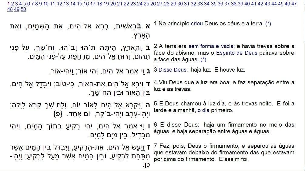 geneisinterlinear